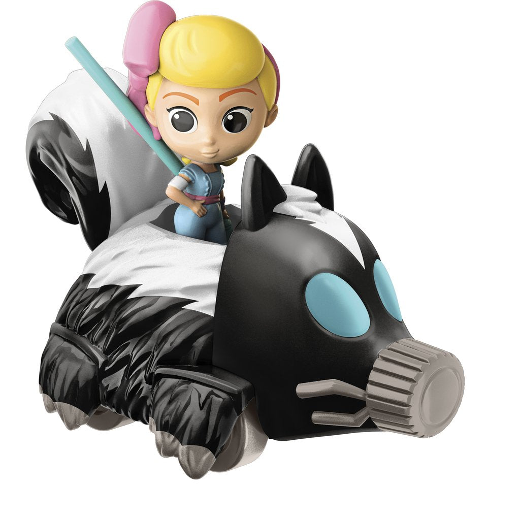 TOY STORY 4 BO PEEP MINI FIGUURI JA SKUNKMOBILE