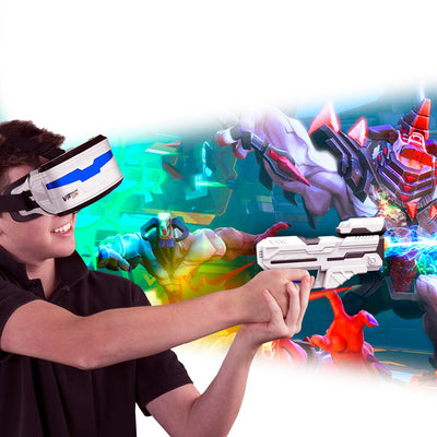 VR REAL FEEL ALIEN BLASTERS