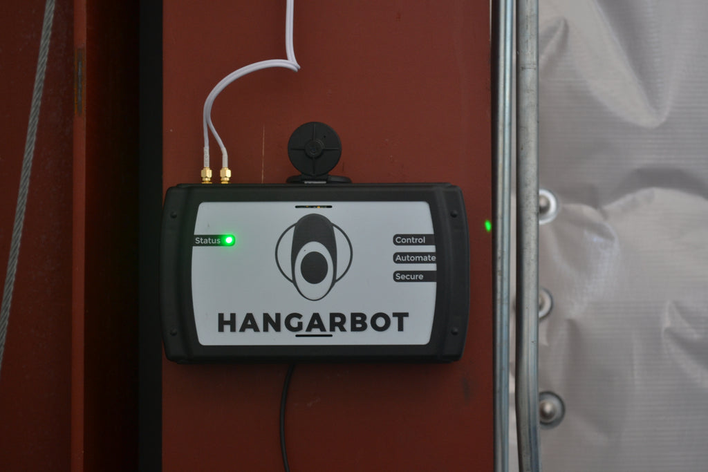 How to set up your Hangarbot door sensor in 1-2-3 easy steps