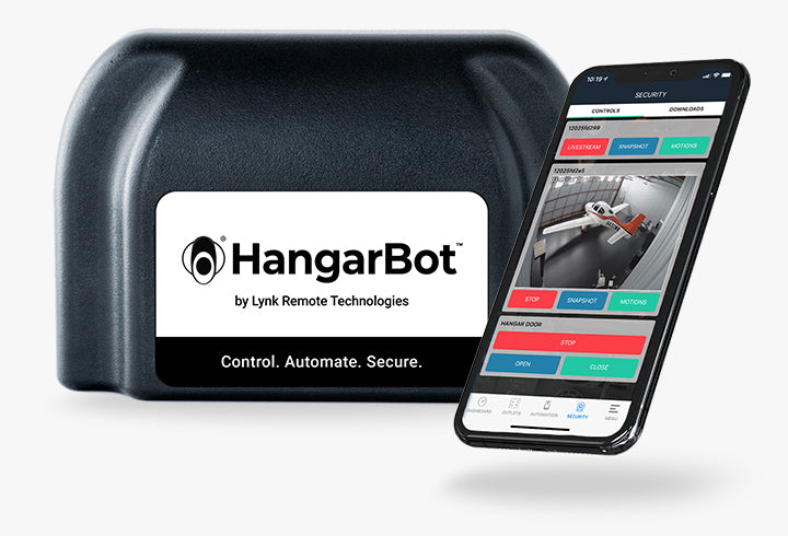 Your Questions About the HangarBot Door Controller - Answered!