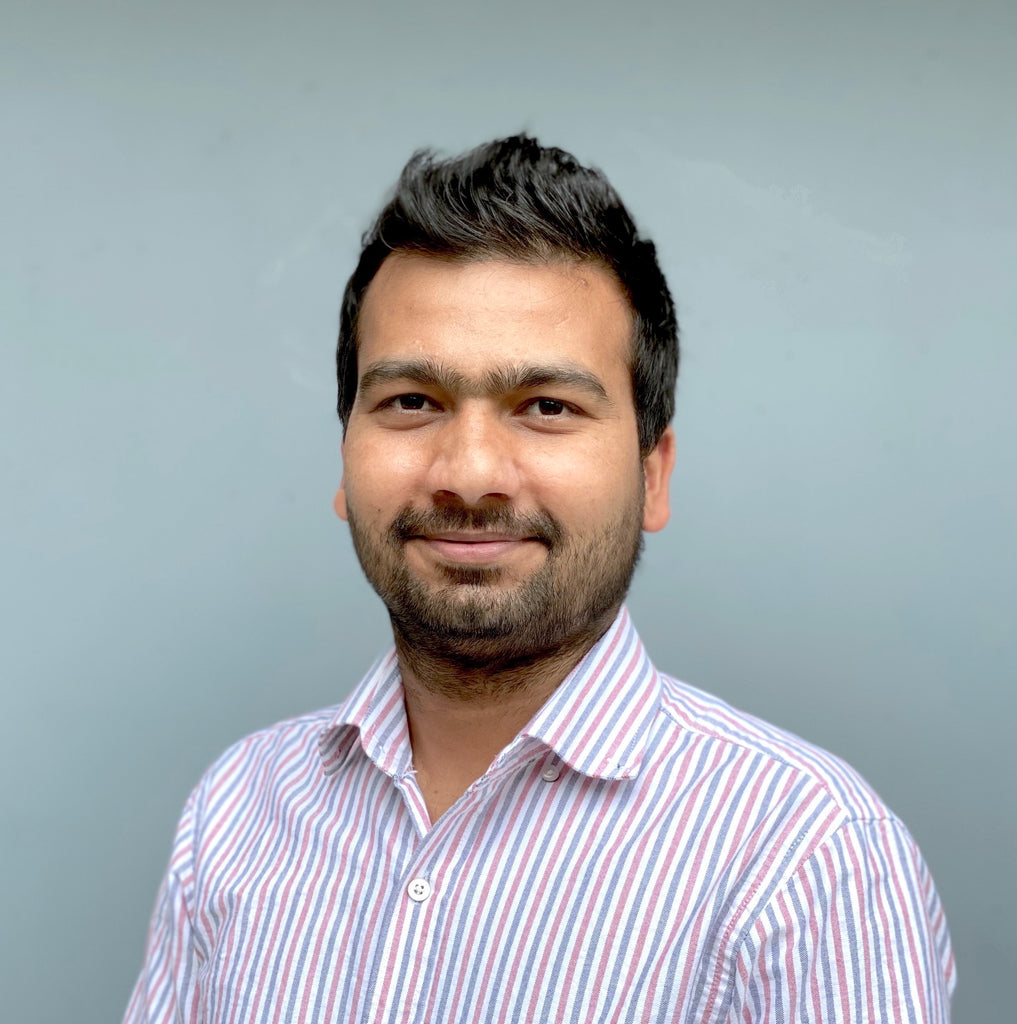 Meet the Team: Harjeevan Tanda