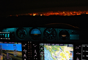 Our Top Five Tips for Night Flying