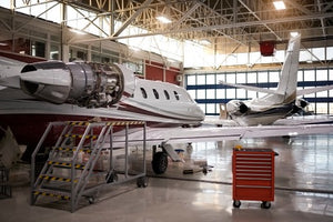 Things You Should Always Keep Handy in Your Airplane Hangar