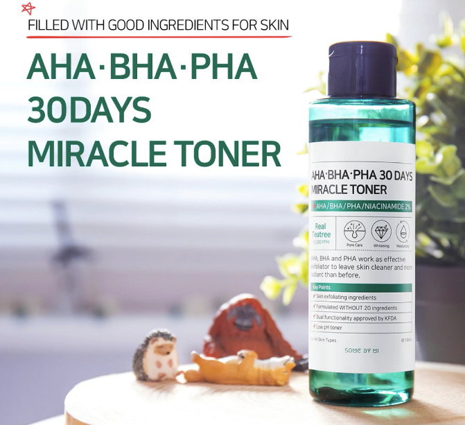 30 Days Magical Set (Toner and Serum)