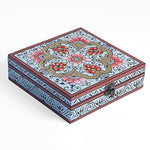 Fashionable Oriental Vintage Jewelry Box