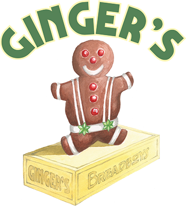Ginger's Breadboys