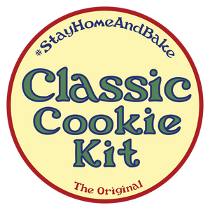 Ginger's Breadboys® CLASSIC Gingerbread Man Cookie Baking Kit