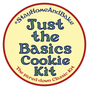 Just the Basics Gingerbread Cookie Kit