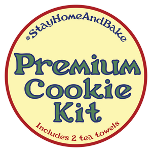 Premium Gingerbread Cookie Kit