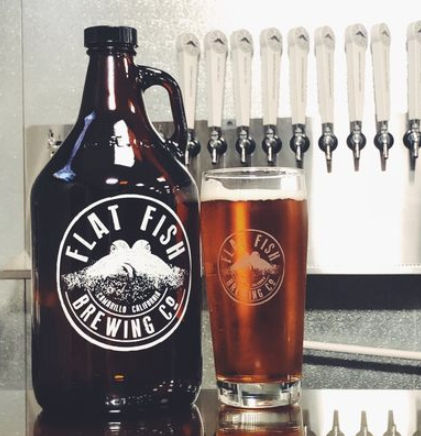 Flat Fish Brewery | Camarillo