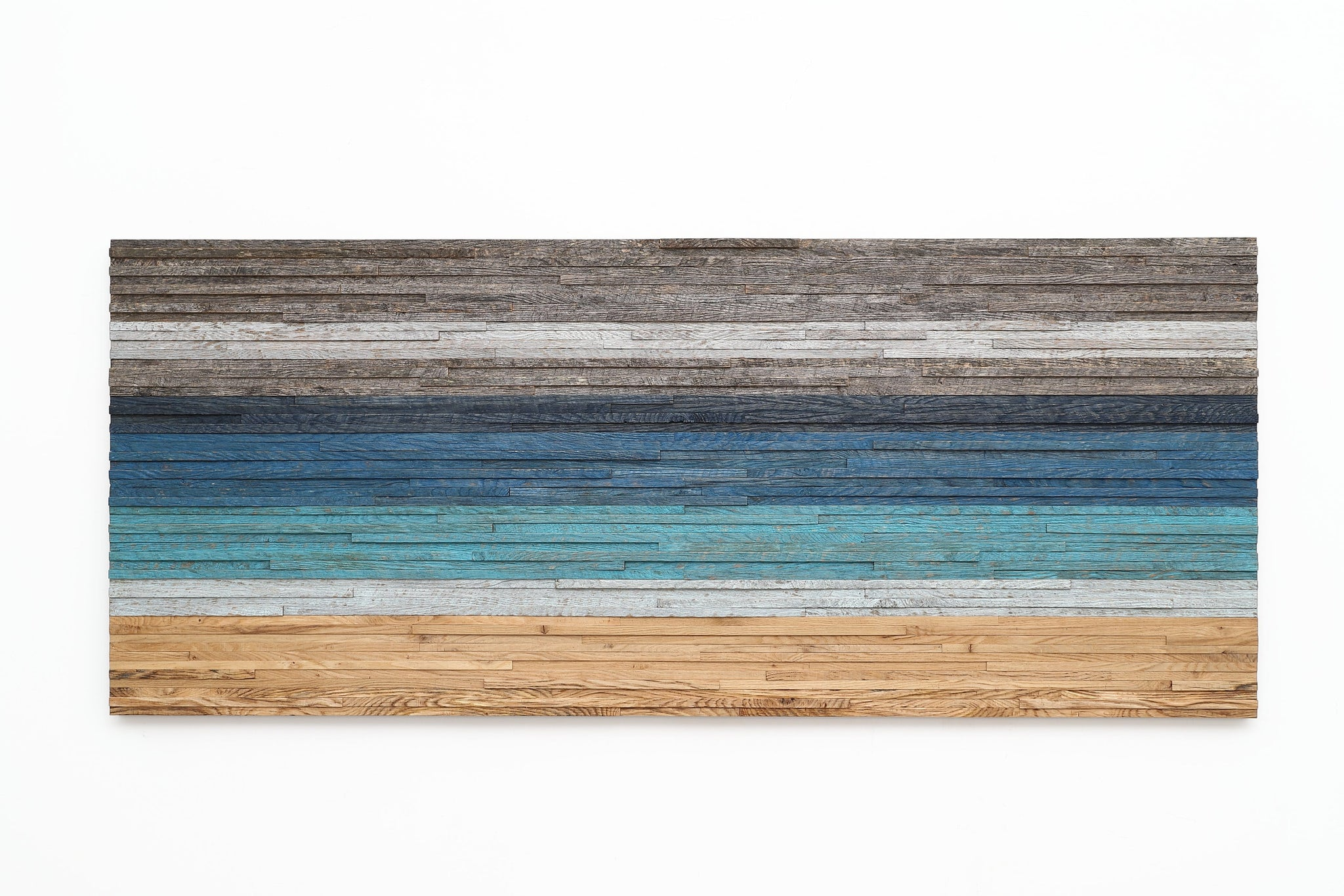 wood beachscape