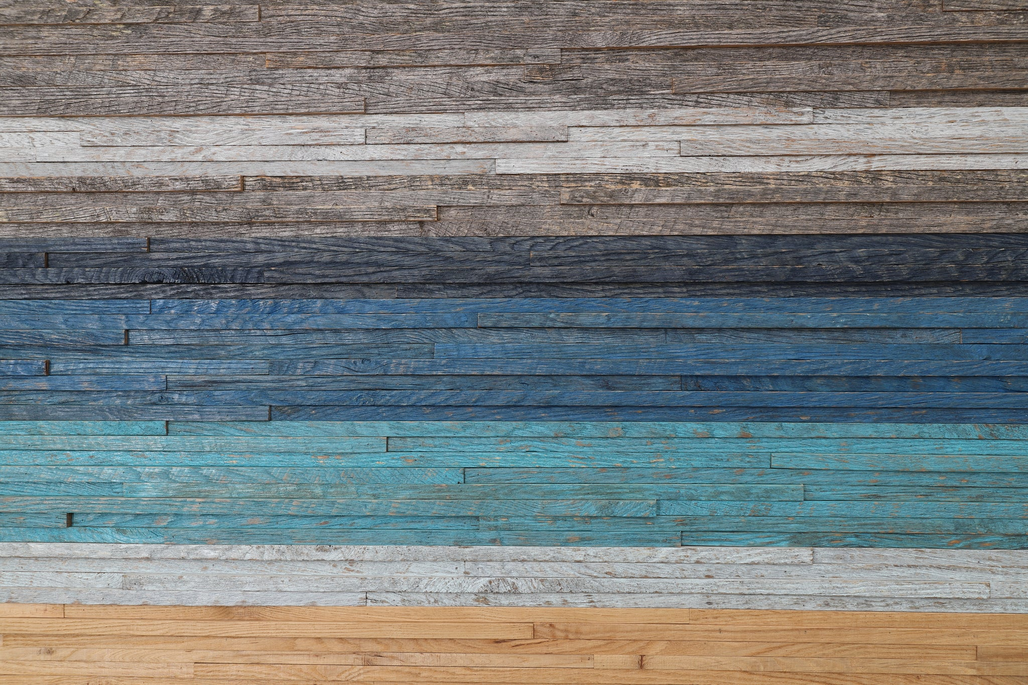 Beachscape  wood wall art