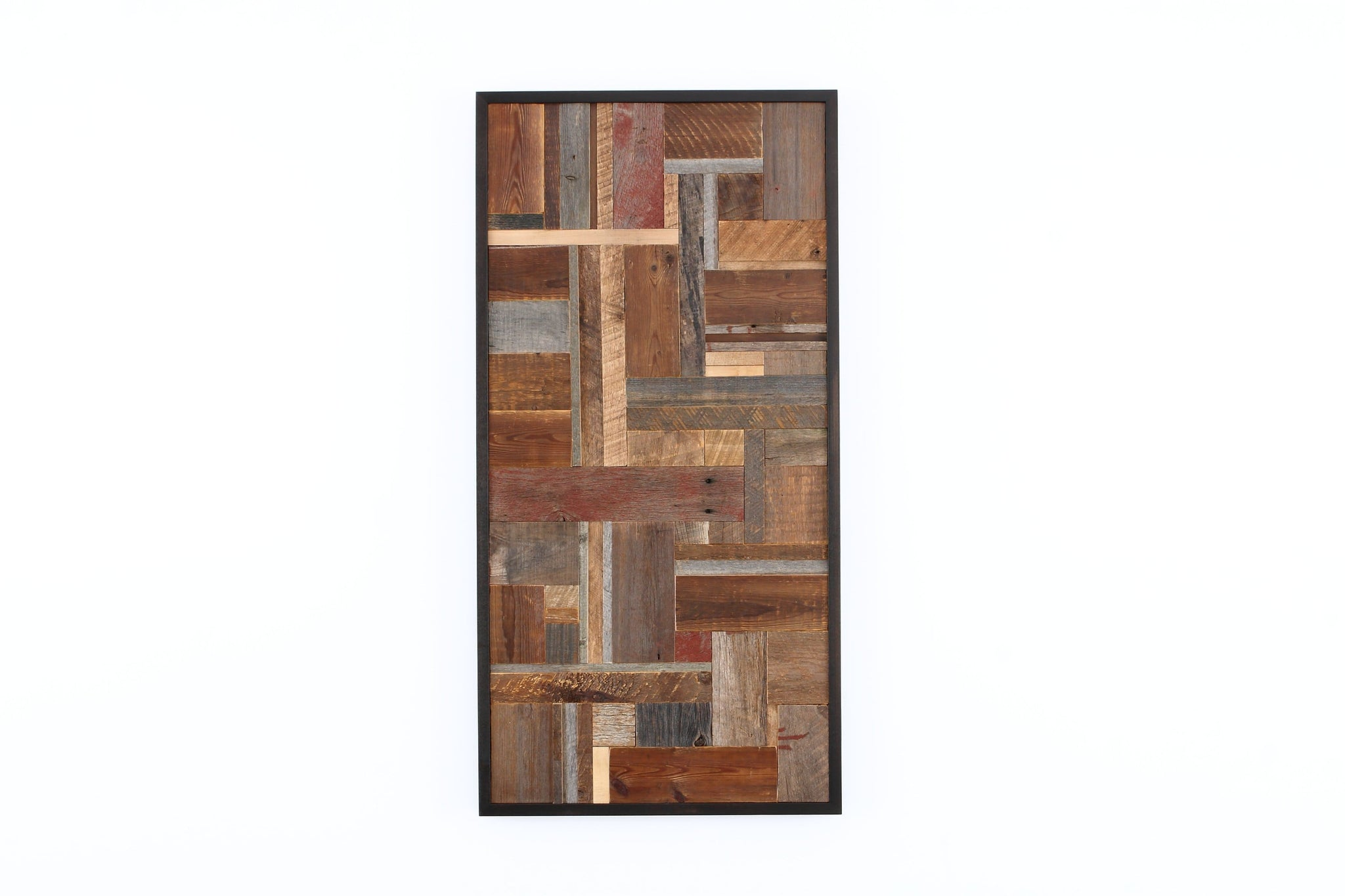 reclaimed wood  art