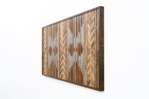 south west wood wall art