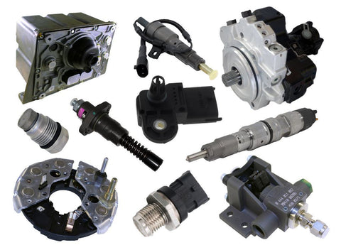 Bosch Injection Pump Assembly 0401876345