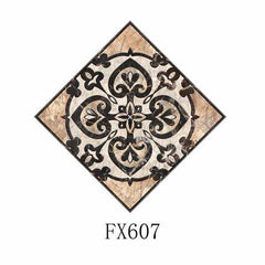 10*10cm*10pcs 3D Europe Floor Tile Diagonal Wall Sticker, Style     7 / 10 CMX 10CM X10PCS, Style     7, 10 CMX 10CM X10PCS, [option3] - anythinganyware
