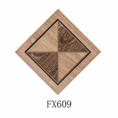 10*10cm*10pcs 3D Europe Floor Tile Diagonal Wall Sticker, Style    9 / 10 CMX 10CM X10PCS, Style    9, 10 CMX 10CM X10PCS, [option3] - anythinganyware