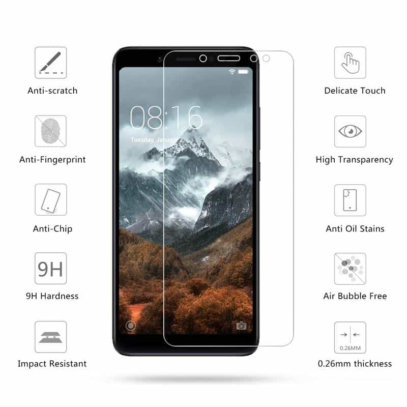 2.5D 0.26mm 9H Premium Tempered Glass, [variant_title], [option1], [option2], [option3] - anythinganyware