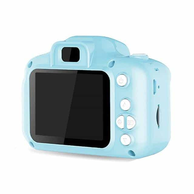 2 Inch HD Screen Chargable Digital Mini Camera, HD  blue / standard, HD  blue, standard, [option3] - anythinganyware