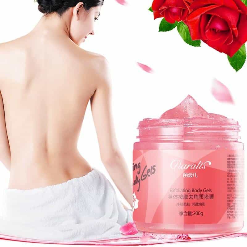 200G Rose Body Scrub Gel Deep Cleaning, [variant_title], [option1], [option2], [option3] - anythinganyware