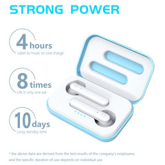 Touch Bluetooth Earphones Sport Wireless Headphones, [variant_title], [option1], [option2], [option3] - anythinganyware