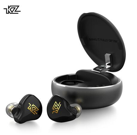 Wireless Touch Control  5.0 Bluetooth Earphones, KZ T1, KZ T1, [option2], [option3] - anythinganyware