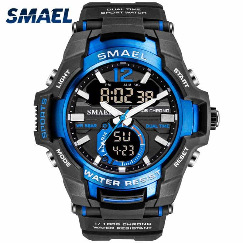 2019 Men Watches Sport Watch Waterproof, [variant_title], [option1], [option2], [option3] - anythinganyware