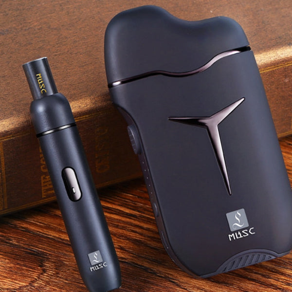 Electronic cigarette 50W Starter Kit 2200mah Built-in Battery, Black, Black, [option2], [option3] - anythinganyware
