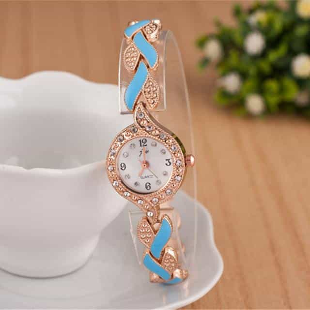 2019 New Bracelet Watches Women, Blue, Blue, [option2], [option3] - anythinganyware