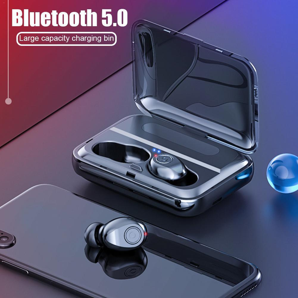Bluetooth V5.0 Earphone, [variant_title], [option1], [option2], [option3] - anythinganyware
