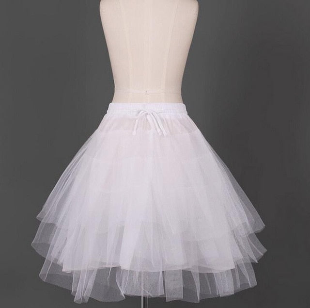 2019 New Girls Summer Dress Girls, Petticoat / 2T, Petticoat, 2T, [option3] - anythinganyware