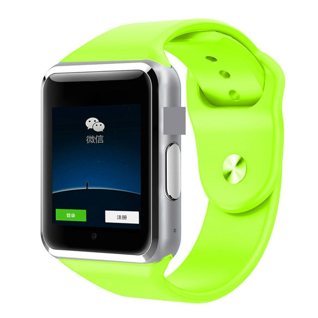 2019 New Smart Watch Clock Smartwatch, Green, Green, [option2], [option3] - anythinganyware