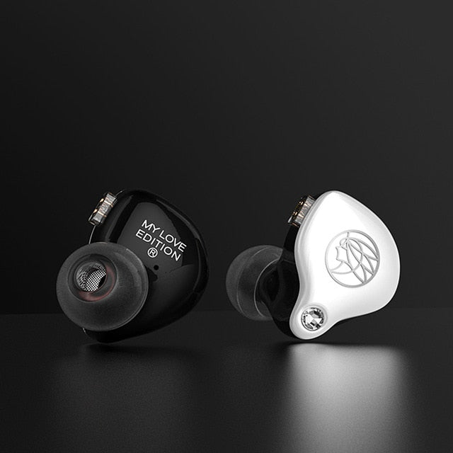 2019 TFZ Mylove edition In Ear Hifi Earphone, Black, Black, [option2], [option3] - anythinganyware