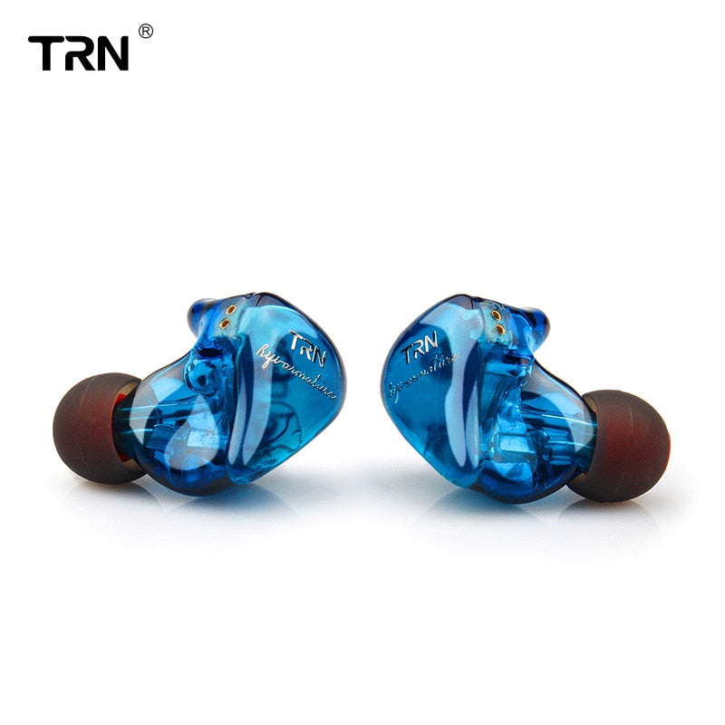 2019 TRN IM1 1DD+1BA Hybrid In Ear Earphone, [variant_title], [option1], [option2], [option3] - anythinganyware