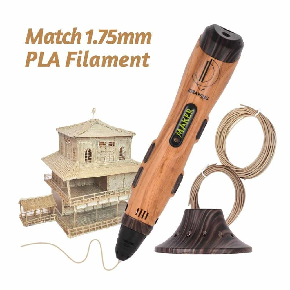 3D Printing Pen Intelligent Three Dimension Drawing Pen, [variant_title], [option1], [option2], [option3] - anythinganyware