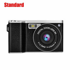 Digital Camera Full HD  High Quality Touch screen camera, Black / No memory card, Black, No memory card, [option3] - anythinganyware
