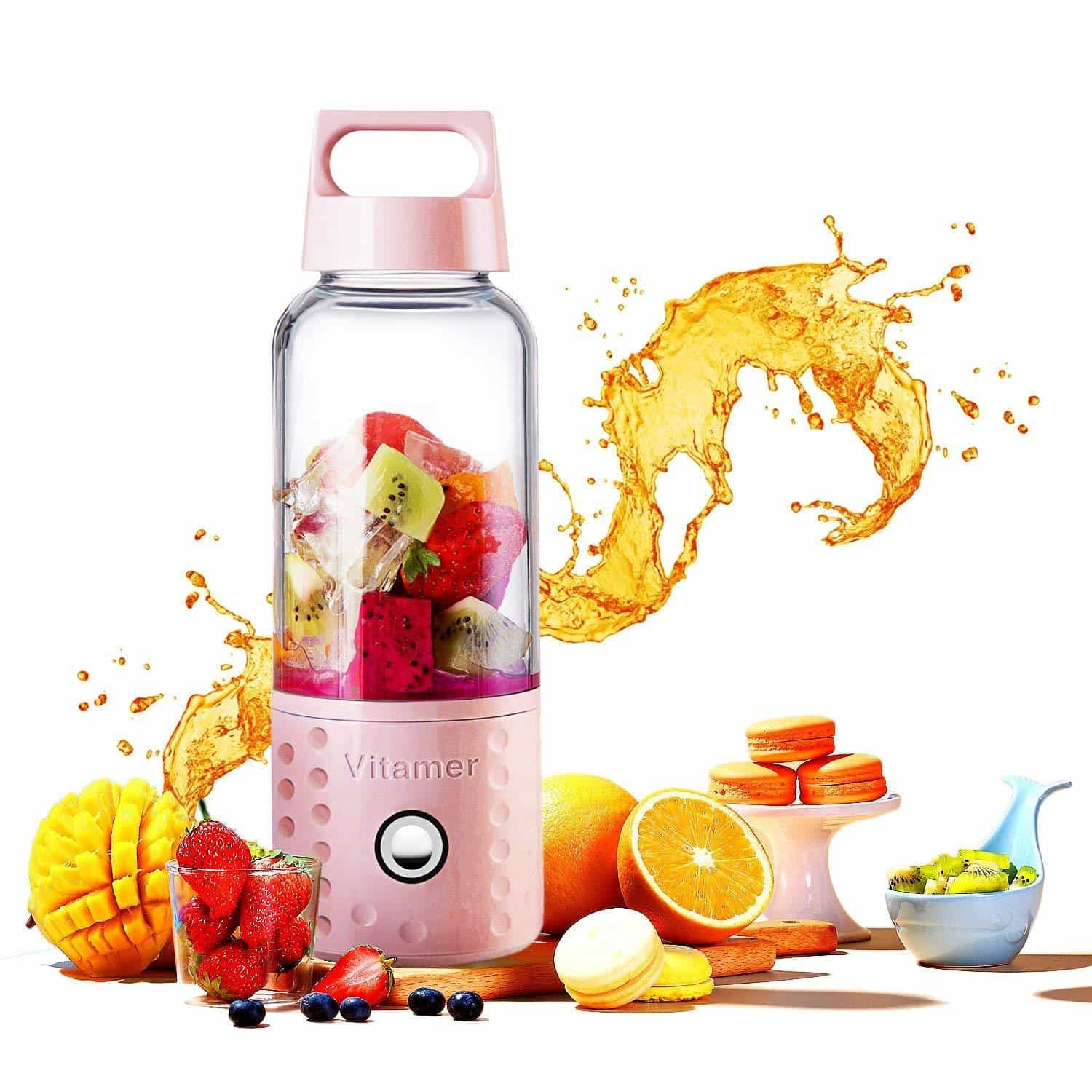 500ml Portable Blender, [variant_title], [option1], [option2], [option3] - anythinganyware