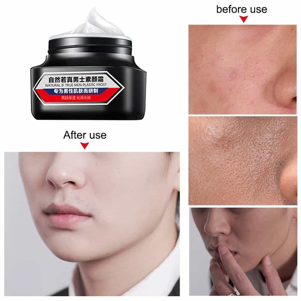 50ml Man Skin Whitening Face Cream, [variant_title], [option1], [option2], [option3] - anythinganyware