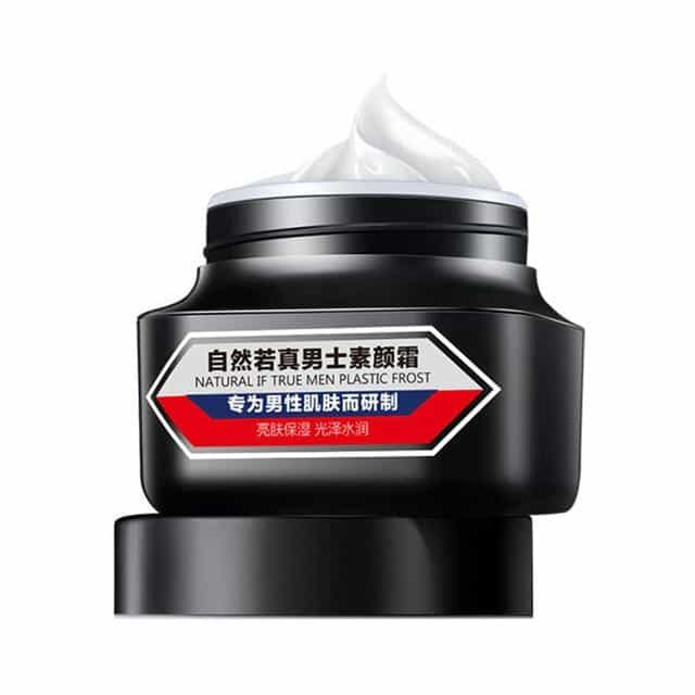 50ml Man Skin Whitening Face Cream, Black, Black, [option2], [option3] - anythinganyware