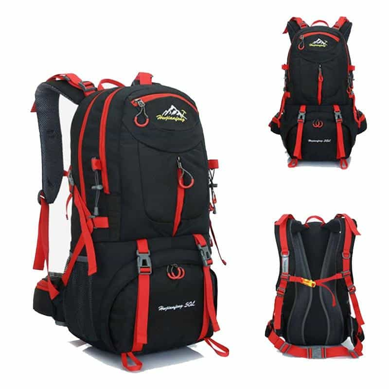 men waterproof backpack travel pack sports bag, [variant_title], [option1], [option2], [option3] - anythinganyware