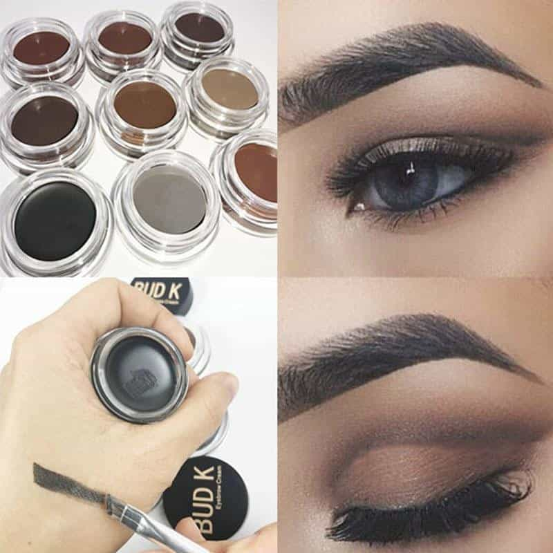 9 Colors Eyebrow  Makeup Waterproof, [variant_title], [option1], [option2], [option3] - anythinganyware