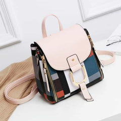Backpacks Women Leather Backpacks Female School BagS, Pink, Pink, [option2], [option3] - anythinganyware