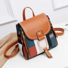 Backpacks Women Leather Backpacks Female School BagS, Brown, Brown, [option2], [option3] - anythinganyware