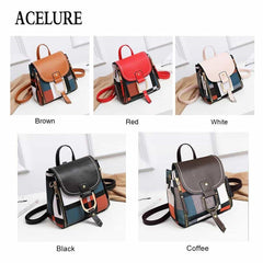 Backpacks Women Leather Backpacks Female School BagS, [variant_title], [option1], [option2], [option3] - anythinganyware