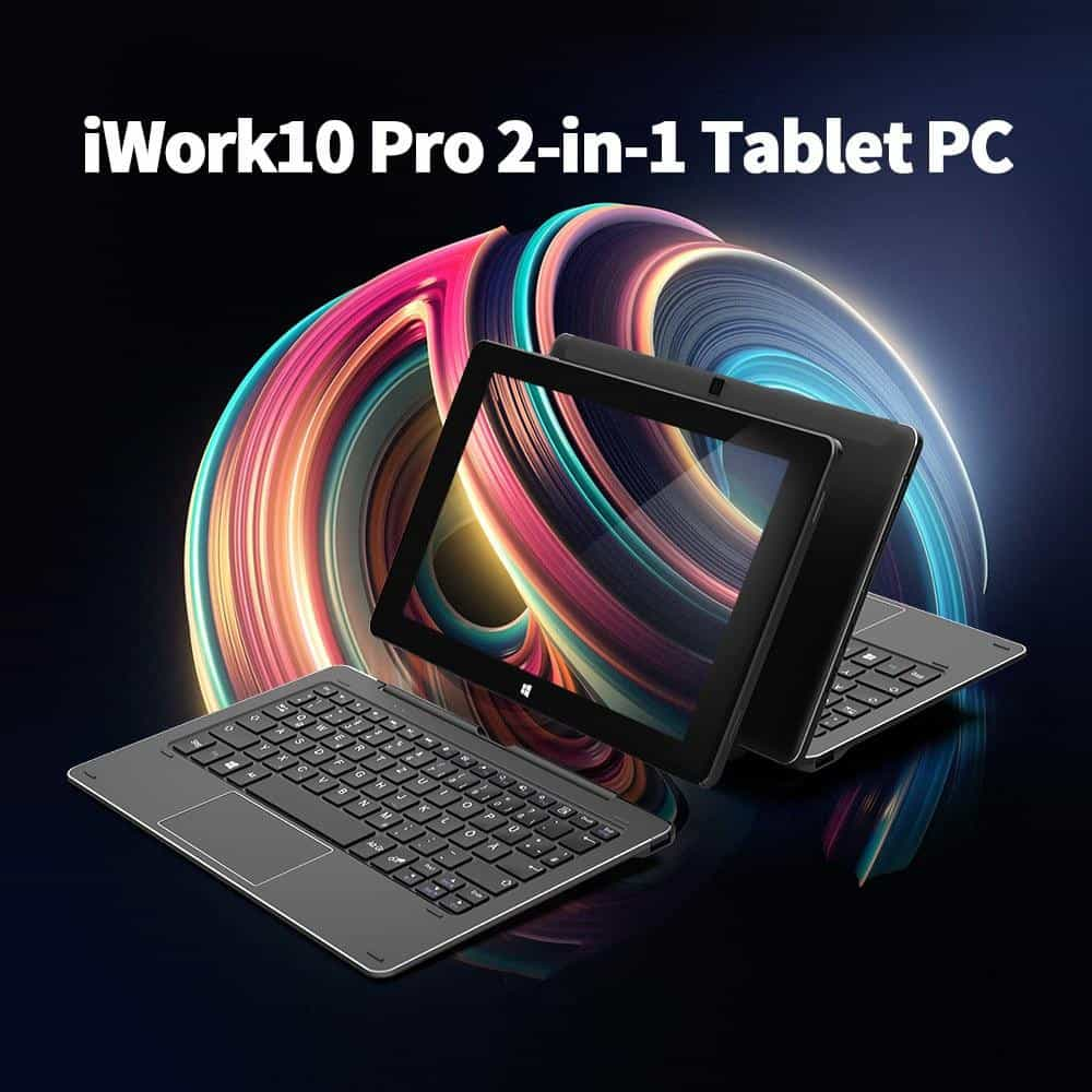 "*Alldocube 10.1"" Iwork10 Pro Tablets PC Full View, [variant_title], [option1], [option2], [option3] - anythinganyware"