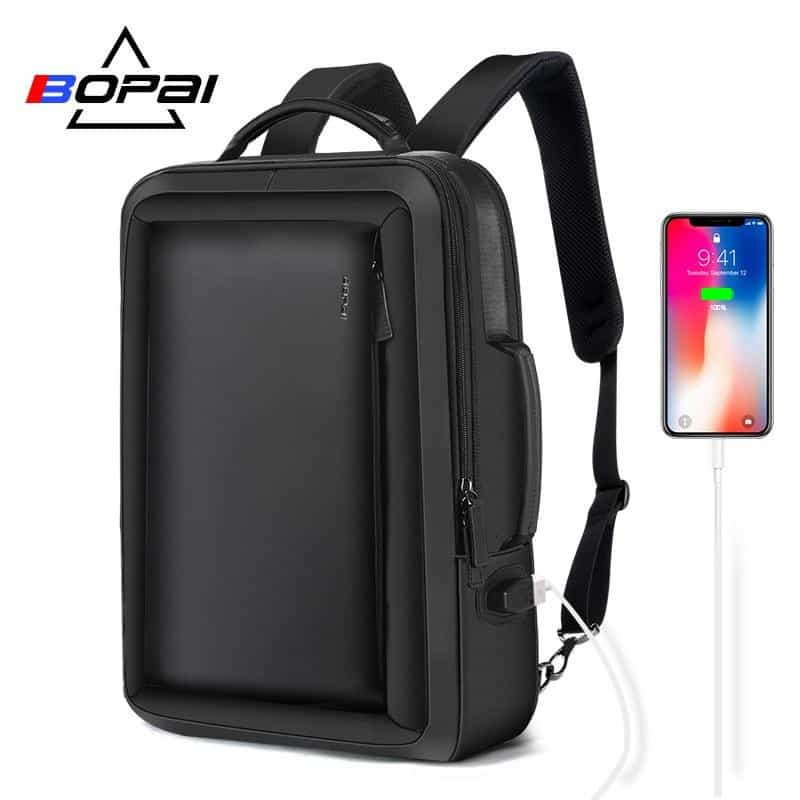 Best Professional Men Business Backpack, Black / China, Black, China, [option3] - anythinganyware