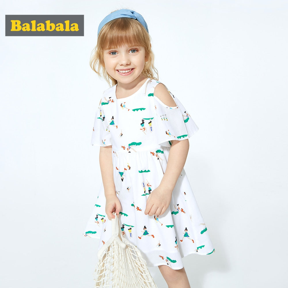 baby girls summer embroidery dresses, [variant_title], [option1], [option2], [option3] - anythinganyware