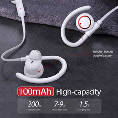 Sport Wireless Earphone  Phone Buds Handsfree Headset Earbuds, [variant_title], [option1], [option2], [option3] - anythinganyware