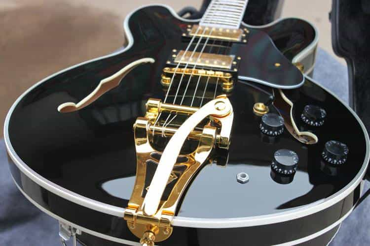 Best Price Classic Semi Hollow  Guitar, guitar / 39 inches, guitar, 39 inches, [option3] - anythinganyware