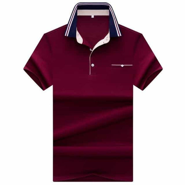 eden park Man Polo Shirts, Red / L, Red, L, [option3] - anythinganyware